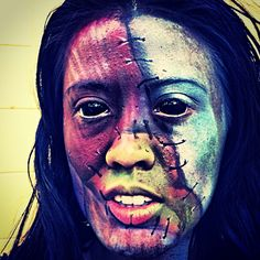 Makeup by UnwoundFX - Doctor Frankenstein reanimated Zombie Basil Gogos inspired