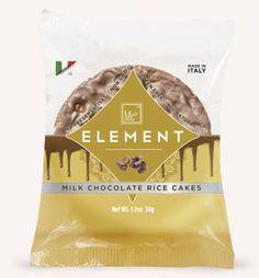 Element Snacks Milk Chocolate Rice