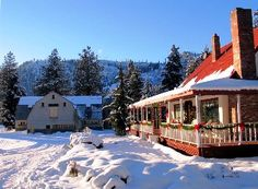 Pine River Ranch Bed and Breakfasts in Washington State