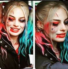 margot robbie harley quinn costume - Google Search