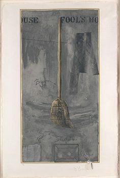 Jasper Johns, Fools House