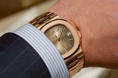Here are top 10 of the Best gold watch with diamonds for men. Find a great selection of the best affordable Gold watches with diamonds for men. Patek Philippe Nautilus, Most Beautiful Watches, Luxury Watches For Men, Stainless Steel Bracelet, Rolex Watches, Bracelet Watch, Jewelry Watches, Accessories, Saul Goodman