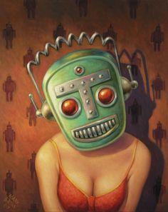 Mark Bryan, Robot Girl