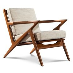 Furniture, Mide Century Modern Chair For Reading Or As Corner Chair ~ Mid Century Modern Furniture
