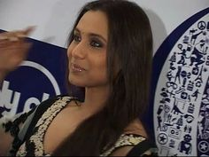 Rani Mukherjee at lonely planet magazine's travel awards function.
