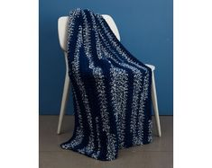 Homecoming Blanket (Crochet)