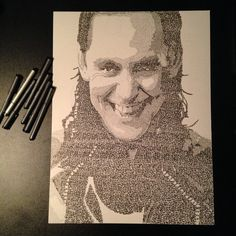 """I am Loki"" instagram maureensmemories... Ohhhh myyy"