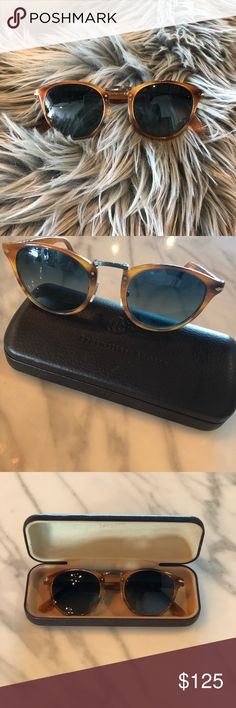 Persol - Typewriter Edition - Polarized Polarized.  Worn a few times, but like new.  I was gifted these cool shades but don't love the way they look on my face. Persol Accessories Sunglasses
