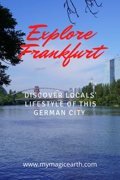 How to explore Frankfurt like a local? What are the things to do in Frankfurt? Where are the hidden places in Frankfurt? You can find out my tips in this post. #Frankfurt   #germany #europe #traveltips #travelblogger #destination #daytrips #weekendtrip #德国 #Deutschland #roadtrip #thingstodo #familywithkids #familytravel #localtips European Travel Tips, Europe Travel Guide, European Destination, Travel Destinations, European Trips, Travel Abroad, Frankfurt Germany, Germany Europe, Germany Travel