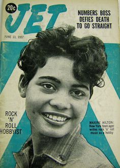 Vintage Jet Magazine June 1957 Black History, Civil Rights, Entertainment, African American Centerfold Jet Magazine, Black Magazine, News Magazines, Vintage Magazines, Ebony Magazine Cover, Magazine Covers, Black Royalty, Vintage Black Glamour, Black History Facts