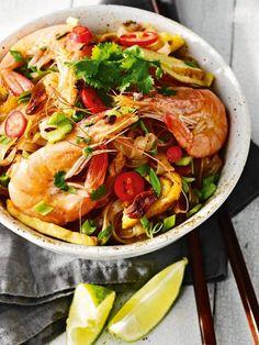 W turnieju dań poprawiających humor, rozgrzewających w brzydką pogodę, a jednocześnie szybkich i dostępnych w czołówce są potrawy tajskie