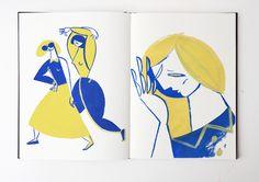 Gosia Herba, Fall sketchbook, 2014 ____ See more on iheartmyart