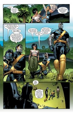 Ultimate X-Men Issue #55 - Read Ultimate X-Men Issue #55 comic online in high quality
