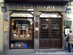 C & N Travel , Segovia, Spain - Casa Duque Restaurant