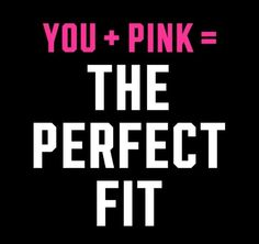 YOU + PINK