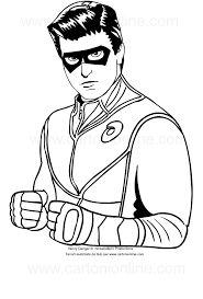 Coloriage Thunderman En 2020 Coloriage Coloriage Super Heros