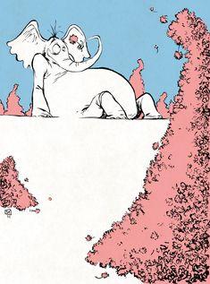Horton Hears a Who by *skottieyoung  Cartoons & Comics / Traditional Media / Comics / Mixed Media©2011-2012 *skottieyoung