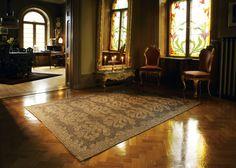 Klassiek kunststof karpet  www.van-zeben.nl