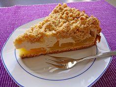 Schlesischer Apfel - Streusel Kuchen