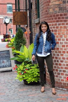 Gap Girl - outfit post from Jocelyn Caithness, a Toronto Lifestyle blogger