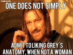 Funny Greys Anatomy Picture
