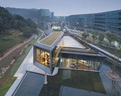 Gallery of Hangzhou Phoenix Creative Building / gad - 1