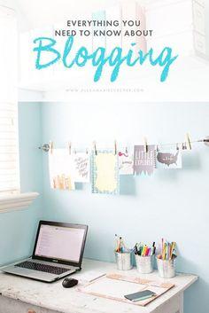 Pretty blog graphic inspiration