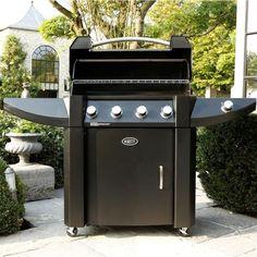 Boretti Robusto gasbarbecue + afdekhoes & gereedschapset