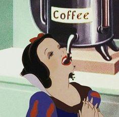 Ah >> Morning Coffee Gif Coffee Gif, I Love Coffee, Coffee Quotes, Coffee Humor, Coffee Cups, Coffee Images, Coffee Beans, Dark Disney, Disney Art