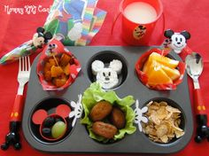 This woman makes amazing bento box lunches for her kids.
