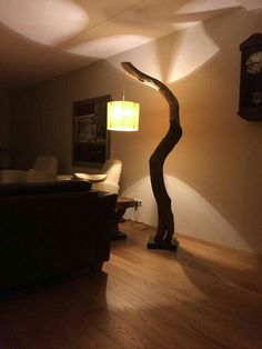 Visit the best interior lighting design projects. Home lighting design is always peculiar, at our house we want to make it as special as possible . Interior Lighting, Lighting Design, Arc Floor Lamps, Arc Lamp, Best Interior, Interior Design, Design Art, Design Ideas, Driftwood Lamp
