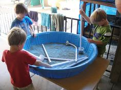 Exploring the Outdoor Classroom: More Fun With PVC