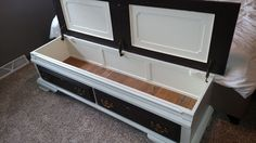 30yr Old Dresser Becomes New Chest