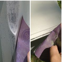Have furniture you'd like to give a new look to, but don't have a ton of money? Check out this easy DIY method to make your own chalk paint--and use it! Diy Chalk Paint Recipe, Make Chalk Paint, Homemade Chalk Paint, Chalk Paint Colors, Chalk Paint Projects, White Chalk Paint, Chalk Paint Furniture, Chalk Painting, Chalk Paint Finishes