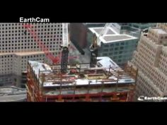 Time-Lapse Video Shows One World Trade Construction