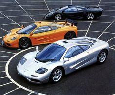 McLaren F1 - Iconic British autos - Sympatico.ca Autos