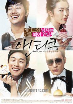 'Antique Bakery' (South Korea, 2008) #AntiqueBakery #film http://cueafs.com/2013/02/antique-bakery-film-review/