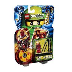 Amazon.com: LEGO Ninjago Kai ZX 9561: Toys & Games