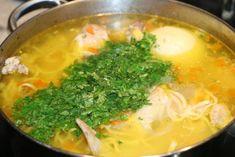 ZeamaAddedHerbs Chicken Noodle Soup, Ramen, Noodles, Moldova, Traditional, Ethnic Recipes, Food, Macaroni, Essen