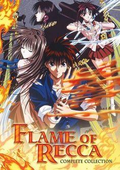 Flame Of Recca Complete Tv Series Dvd) [Edizione: Stati Uniti] [Italia] Manga Anime, All Anime, Anime Girls, Flame Of Recca, Japanese Video Games, Animes To Watch, Light Novel, Animation Series, Anime Shows