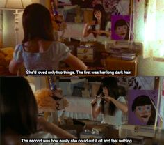 Days of Summer 500 Days Of Summer Quotes, Long Dark Hair, Movies Coming Out, Beautiful Film, Feeling Nothing, Boy Meets Girl, Love Only, Movie Lines, Movie Tv