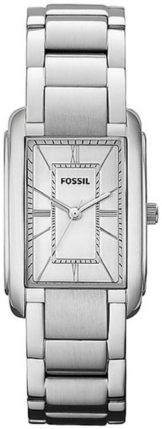 #Fossil #Watch , Fossil ES2983 Adele Plated Stainless Steel Watch