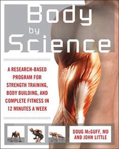 One workout - 12 minutes per week with science to support the results. Hmmm...might give it a whirl!