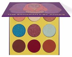 The Saharan II Eyeshadow Palette – Juvia's Place