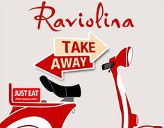 No os apetece cocinar. No tienes tiempo de pasar por La Raviolina. Te lo llevamos a casa por mediación de @JustEat_es #Onegin #donostia
