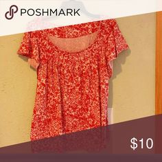 Top Like New soft top with  full sleeve Elle Tops Tees - Short Sleeve