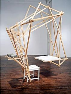 Allan Wexler, circa 2009 - One of his objects and installations, wich are both applied design and Art   Reviews - Art in America