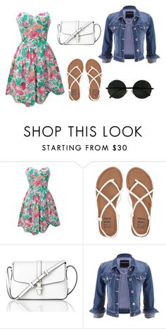 """""""Untitled #193"""" by jessee-97 on Polyvore featuring Billabong, L.K.Bennett and maurices"""
