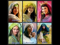Martha, Mary, Esther, Abigail, Hannah and Ruth are Faithful women servants of Jehovah. They are in His Book. Psalm 133, Family Worship Night, Jw Humor, Spiritual Thoughts, Women Of Faith, Bible Truth, Jehovah's Witnesses, Godly Woman, Bible Stories