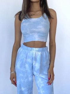 70s Outfits, Cute Lazy Outfits, Tie Dye Outfits, Teen Fashion Outfits, Teenager Outfits, Mode Outfits, Fashion Clothes, Vintage Outfits, Summer Outfits